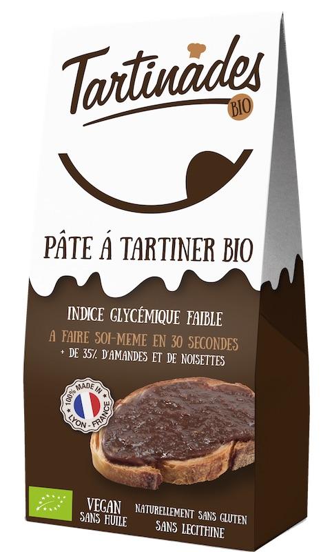 Tartinades IG Faible packaging